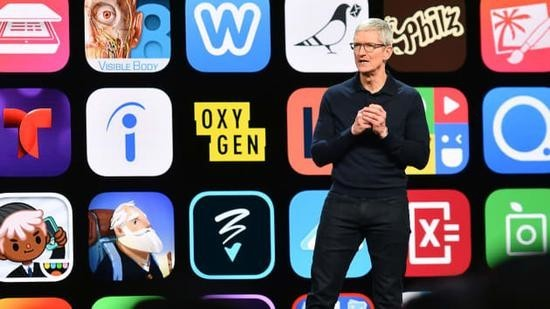 苹果App Store 2020年总收入640亿美元 同比增长28%