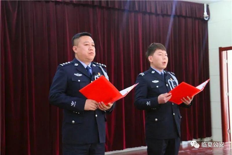 """【你好,警察节】临夏州公安局举行""""警营开放日""""活动"""