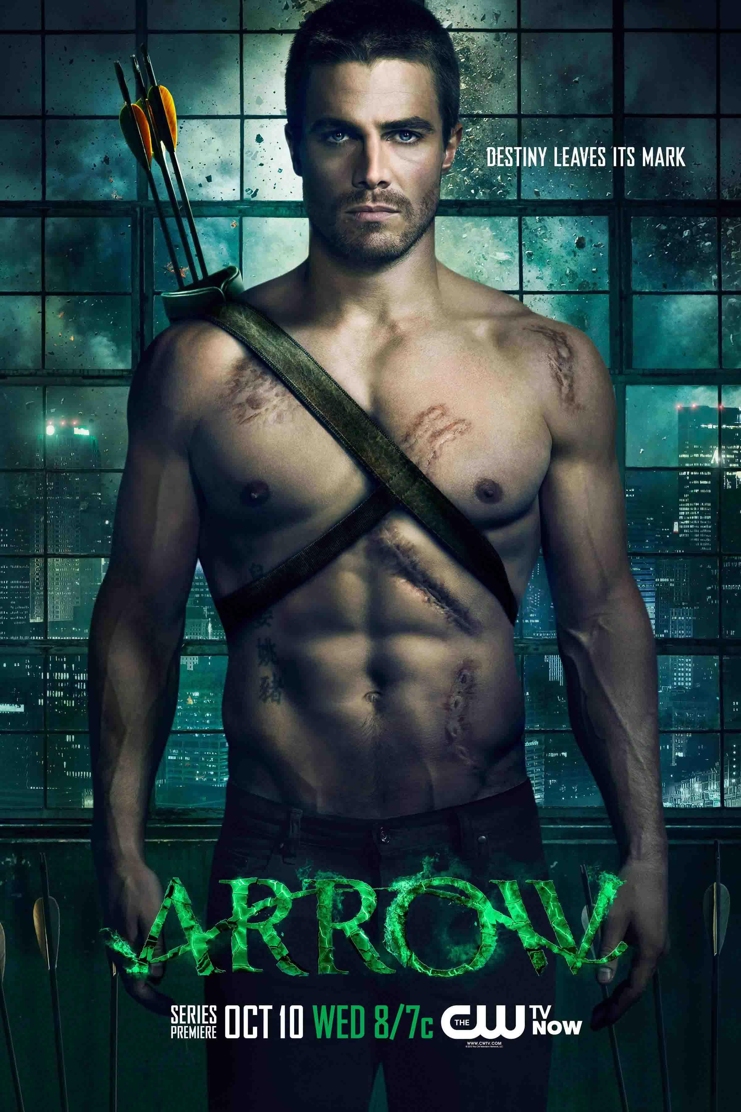 CW放弃DC《绿箭侠》衍生剧《绿箭侠与金丝雀》