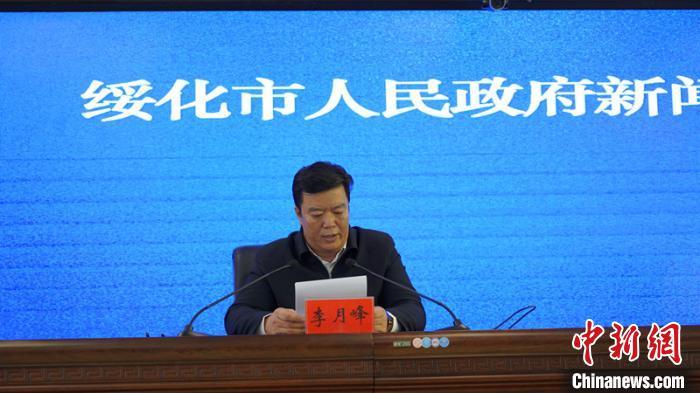 绥化市望奎县所有小区村屯实行封闭管理