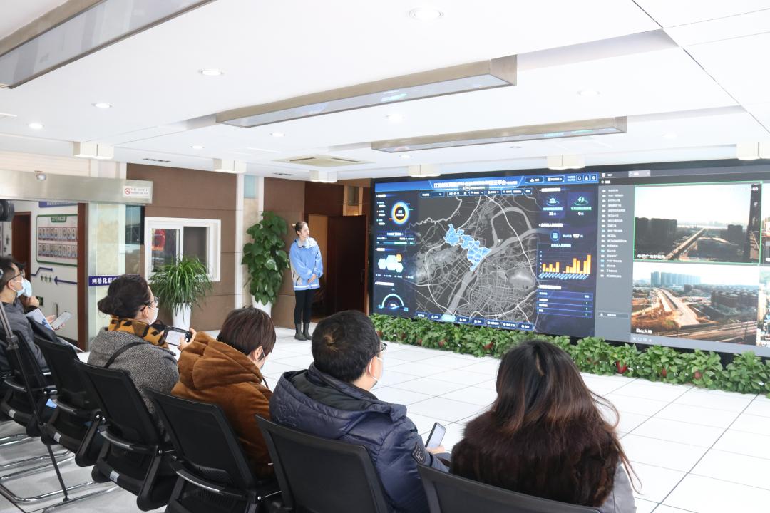 刚刚,2021年江北新区首场资讯发布会在泰山街道召开………