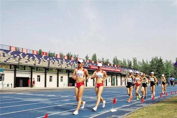 2020年陕西体育十大亮点