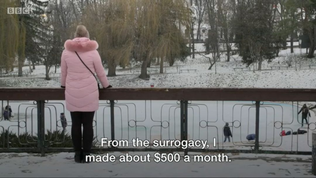 揭开乌克兰的代孕之痛