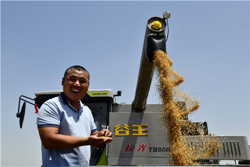 疫情之年,中国诞生农业产值破万亿省份