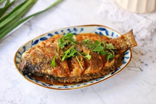 这道红烧罗非鱼做起来容易,吃起来上瘾 美食做法 第1张