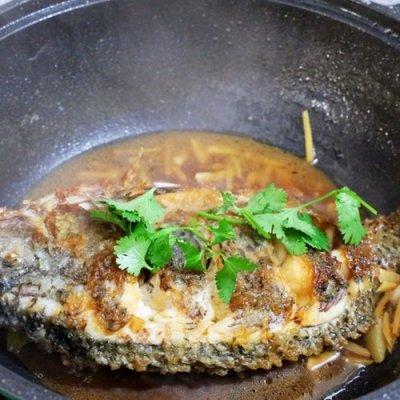 这道红烧罗非鱼做起来容易,吃起来上瘾 美食做法 第15张