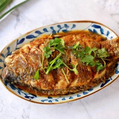 这道红烧罗非鱼做起来容易,吃起来上瘾 美食做法 第17张