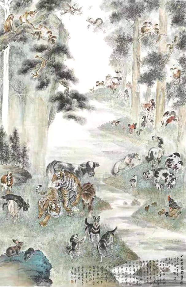 思想者|蒋伟:十二生肖为何鼠排第一、牛排第二,背后的文化大有讲究
