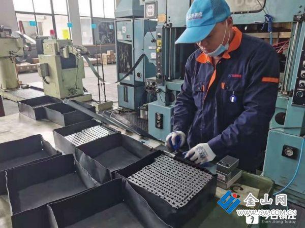 江苏联博精密科技有限公司:让员工安心工作