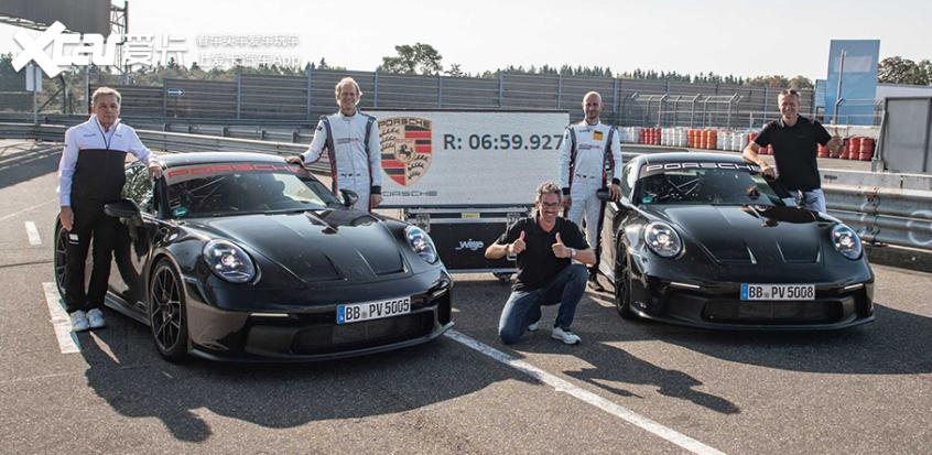 纽北圈速跑进7分大关 全新保时捷911 GT3正式发布