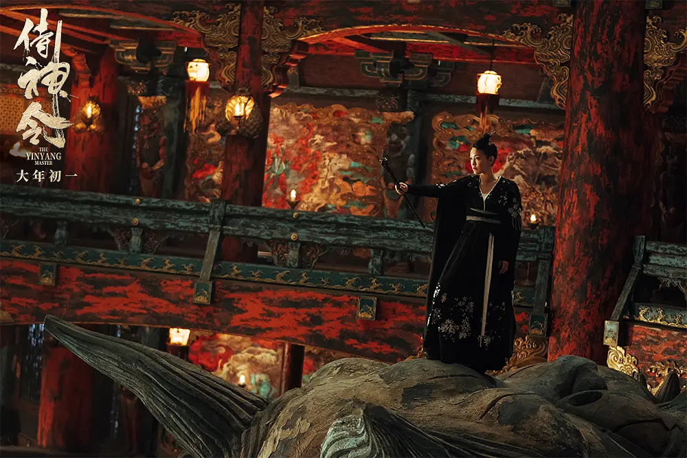 霍格沃茨交换生眼中的东方奇幻电影《侍神令》