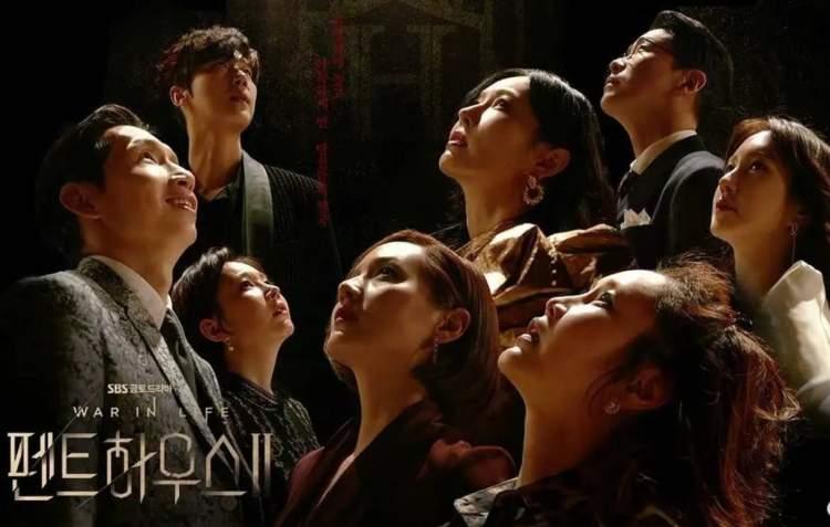 韩剧《顶楼2》播出,观众欲罢不能,一边骂狗血,一边追剧