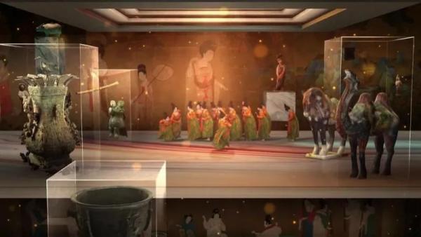 《唐宫夜宴》被指撞脸三年前《国家宝藏》节目?央视文艺声明