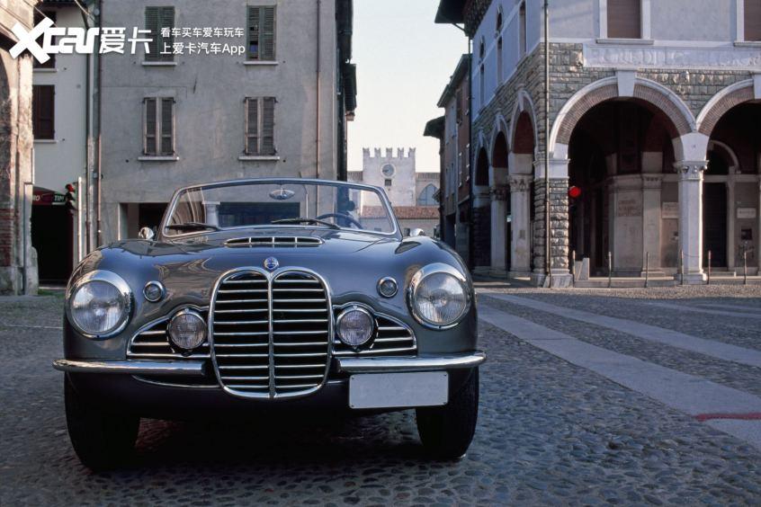 优雅与性能完美融合 玛莎拉蒂A6G 2000诞生70周年