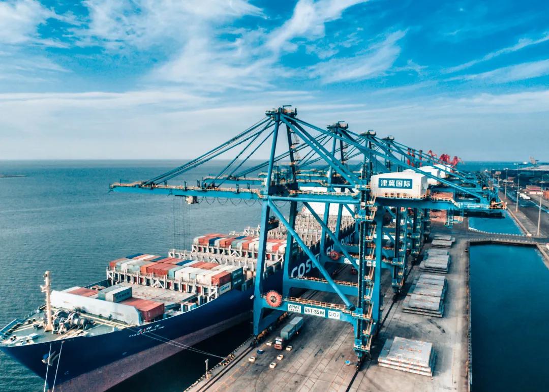天津港集团:海陆并进,服务京津冀协同发展