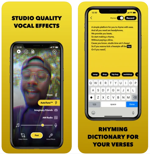Facebook推出主打说唱体验的实验性BARS短视频服务