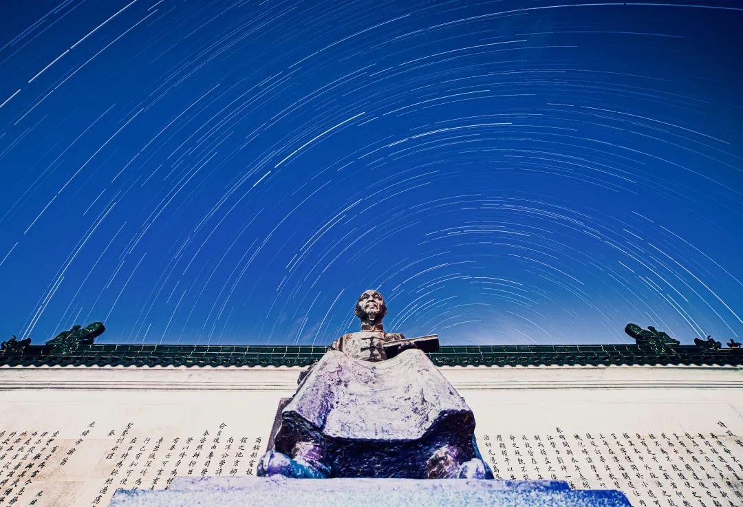 十五的月亮十六圆 | 交大绝美星轨,与你共赏今宵月!