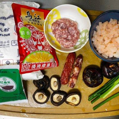 教你一招,做出的红运什锦咸汤圆越吃越香 闽菜做法 第1张