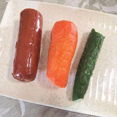 最简单的的寿司做法 美食做法 第1张