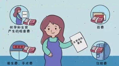 女职工最关心的生育保险问题,这里都回答全了 第2张