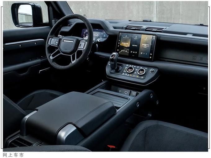路虎卫士新车型售价曝光!搭3.0T+8AT,还配4x4牵引系统