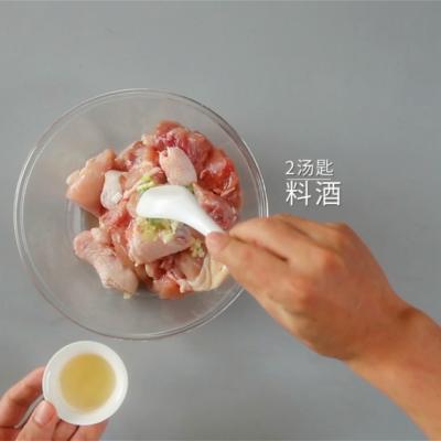 酱香浓郁的开胃鲁菜,三步学会秘制酱焖鸡 酱焖鸡 第4张