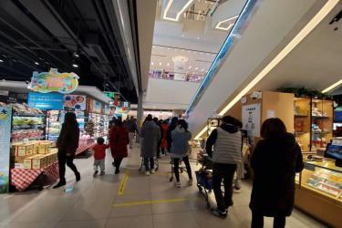 商场出入口新型生意有哪些?