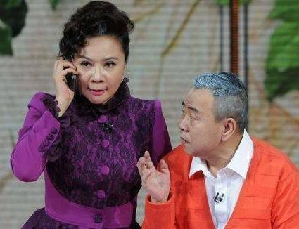 助理报平安:蔡明老师上海录节目突发胆结石,现在已经稳定了
