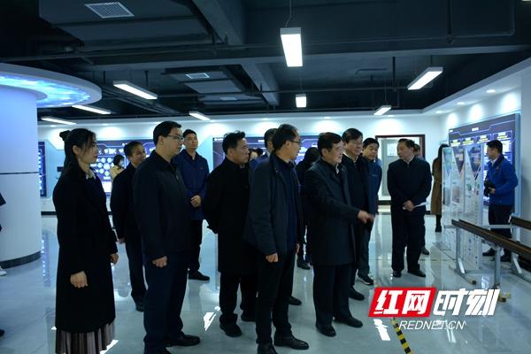 """创新技术有多强?全国工商联来湖南找""""答案"""""""