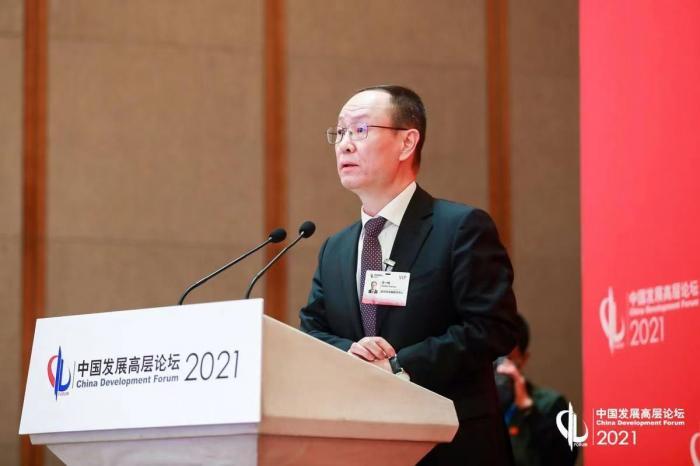 """货币政策委员会新成员王一鸣:全球经济复苏面临五大挑战。中国""""十四五""""期间的潜在增长率为5%-5.5%"""