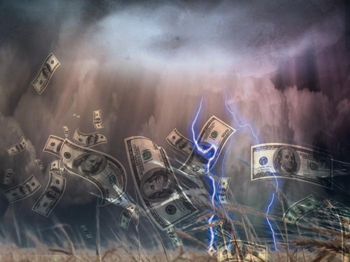2021全球巨变  ,放水收割、通胀危局!如何自救?