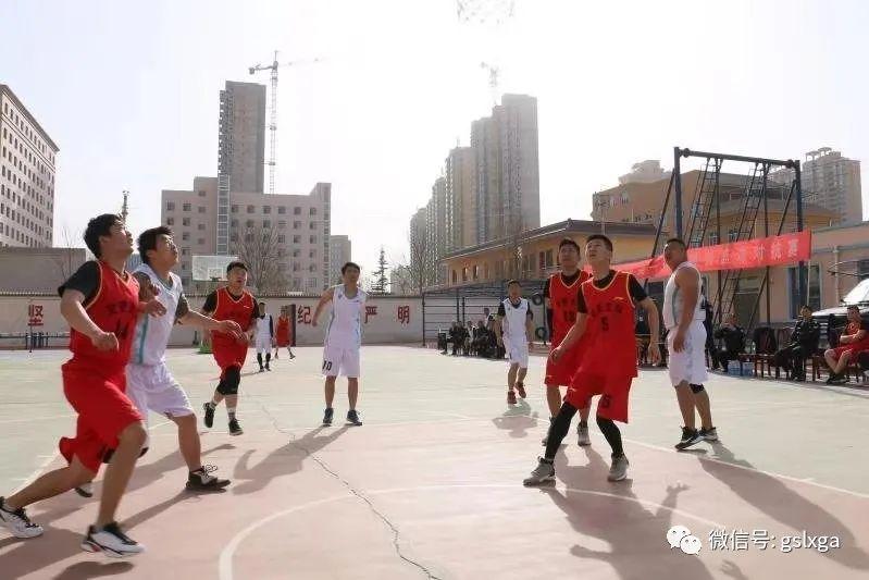临夏公安交警、特警篮球对抗赛圆满落幕