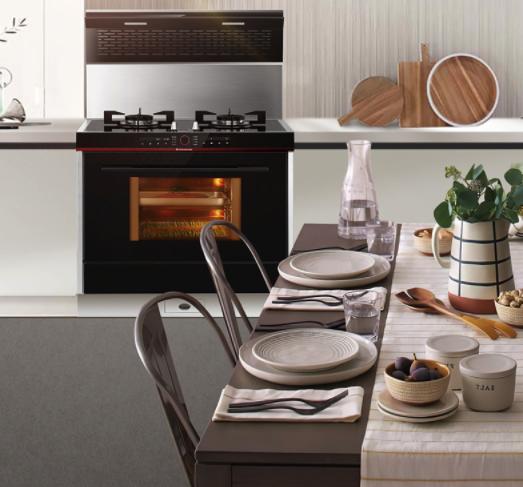 火星人X5BC蒸烤一体集成灶,厨房小白也能有大师级烹饪 烹饪技巧 第2张