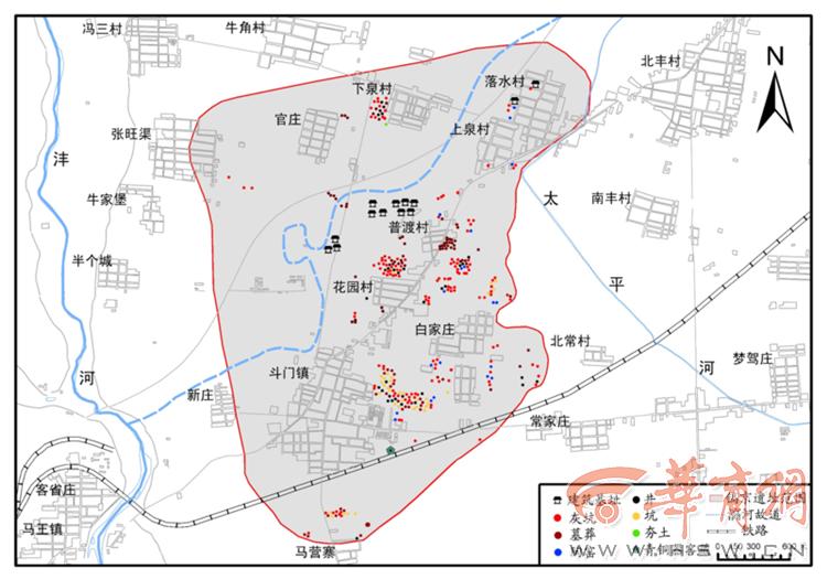 镐京遗址发现高等级大型建筑基址 专家推测可能是西周宗庙