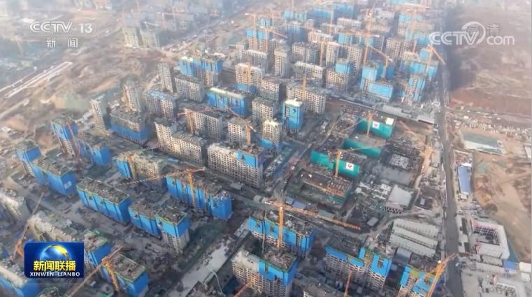 """雄安新区建设按下""""快进键""""""""未来之城""""的轮廓越来越清晰"""