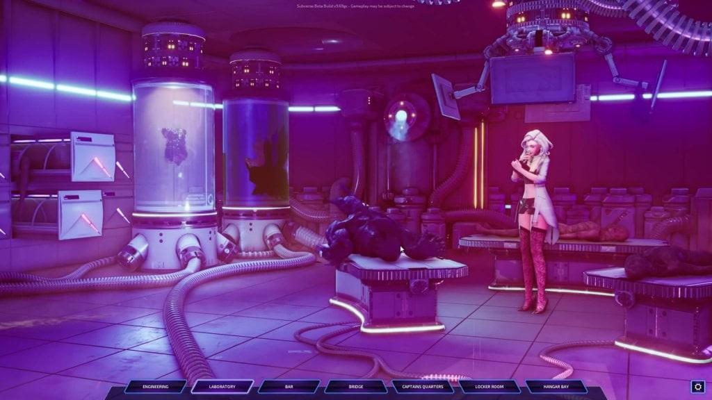 马头社公布《Subverse》更新计划 将加入新角色及好感度