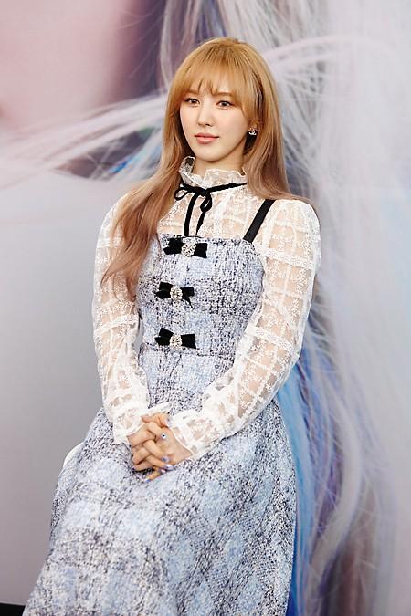 韩国女团Red Velvet成员WENDY个人专辑发布会