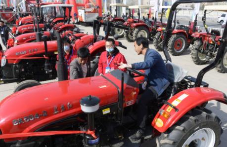 新华财经|一季度,全国农机产品销售收入同比增长78.7%