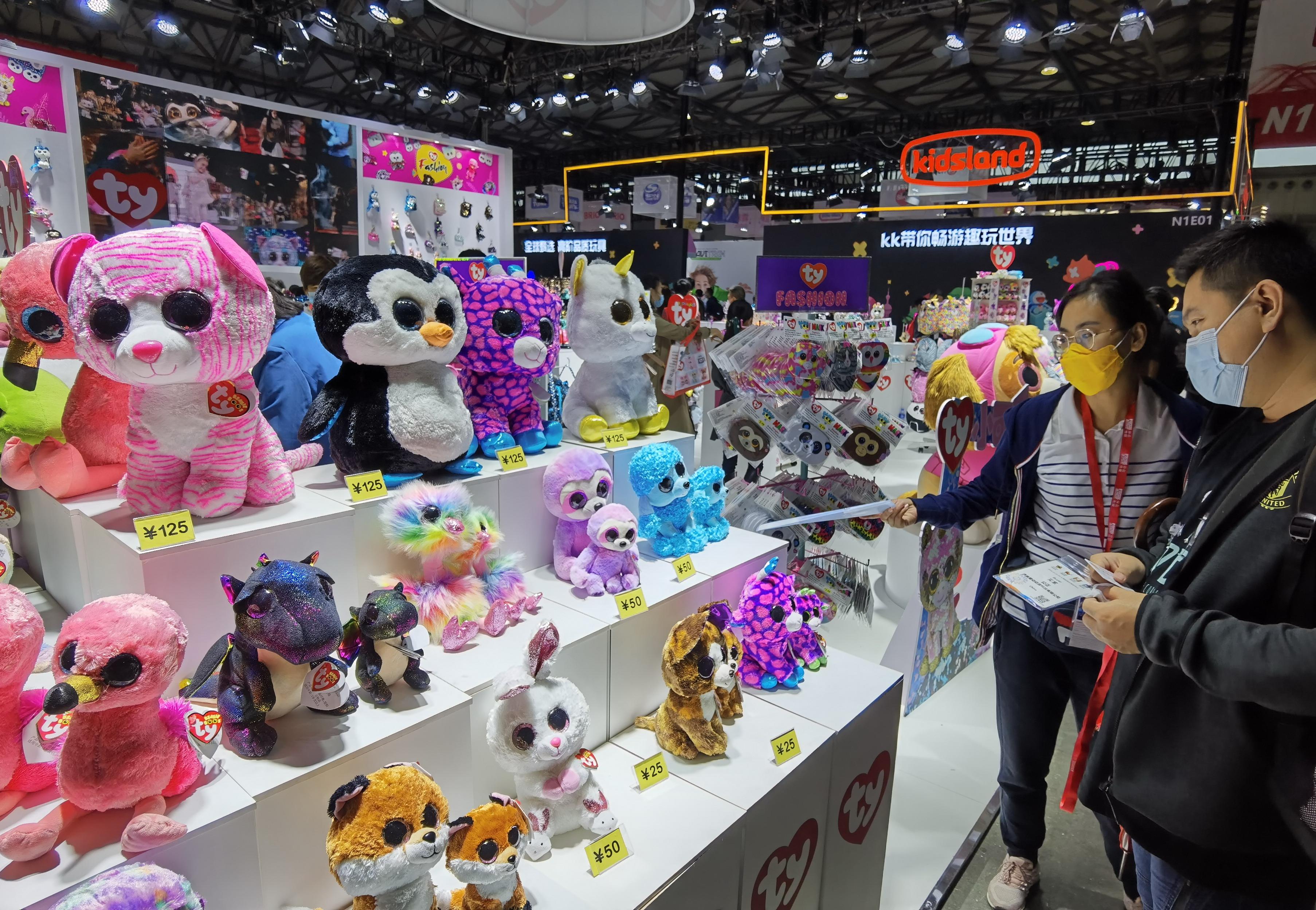 """疫情推高了""""家庭经济"""":中国玩具和婴儿产品的出口和国内销售继续增长"""