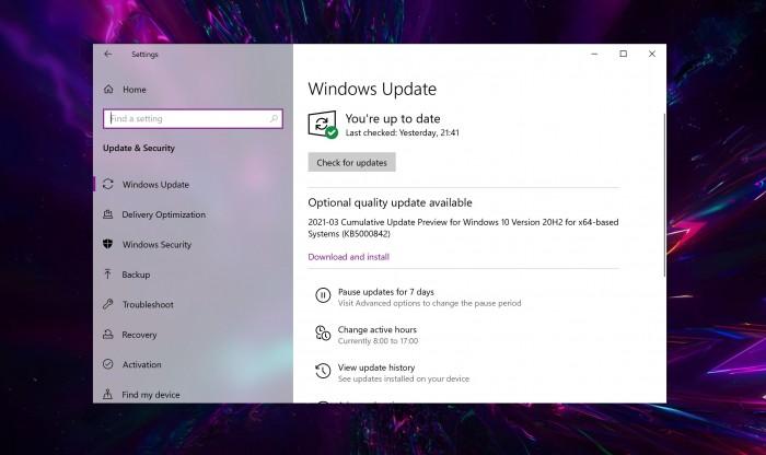 微软即将发布新一期Windows 10累积更新-第1张图片-IT新视野