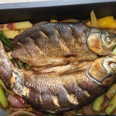 怎样用烤箱烤鱼(烤箱版的家庭香辣烤鱼最过瘾的吃法) 个人心得 第14张