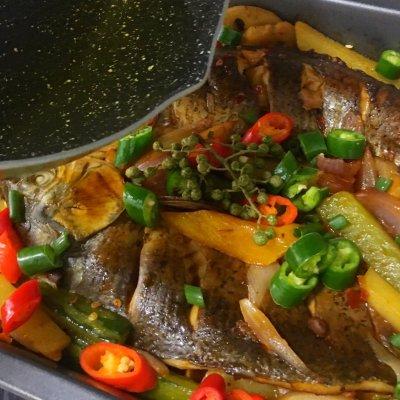 怎样用烤箱烤鱼(烤箱版的家庭香辣烤鱼最过瘾的吃法) 个人心得 第17张