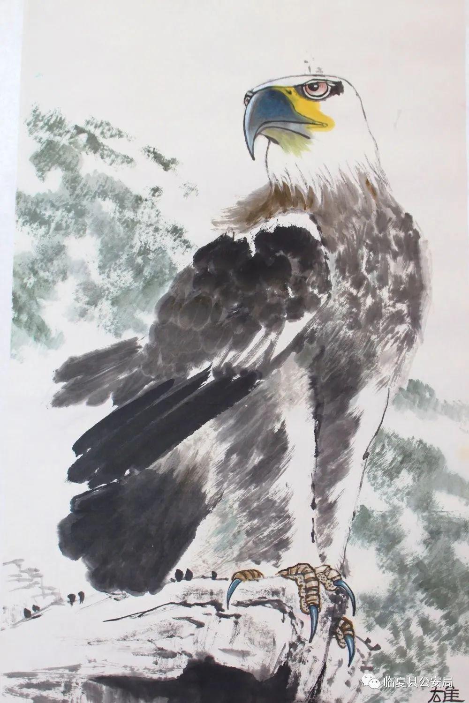 【警营文艺人】邓仲国│翰墨丹青绘忠诚