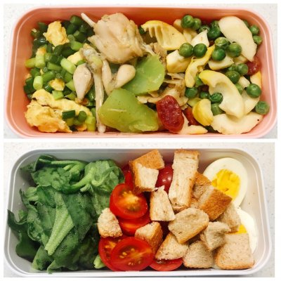 带你边吃边瘦- -30天不重样的减脂餐 减脂餐 第6张