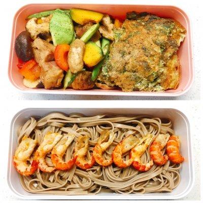 带你边吃边瘦- -30天不重样的减脂餐 减脂餐 第31张
