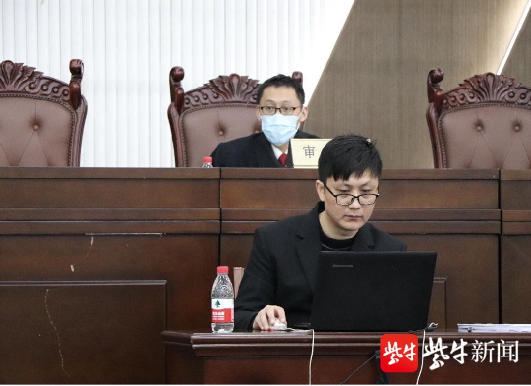 """涉案金額高達1700萬的""""真實庭審""""進入南京財經大學""""模擬法庭"""""""