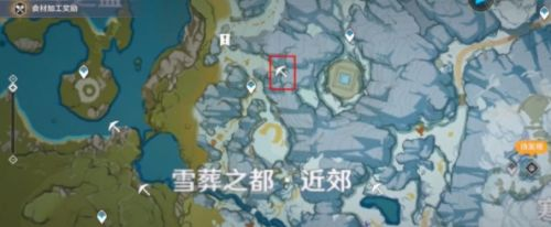 原神星银矿石怎样群集?神星银矿石群集点位置年夜全