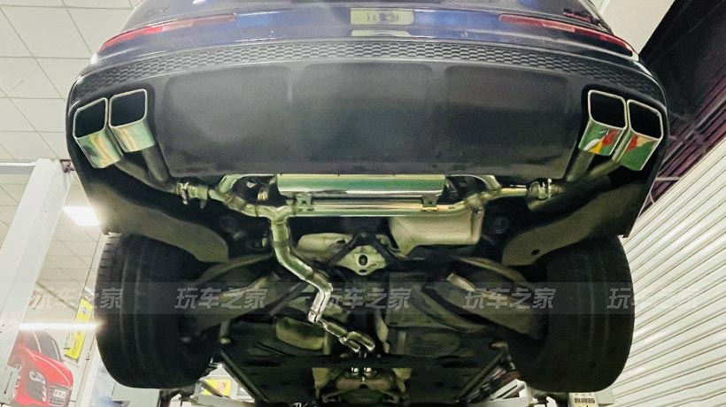 奥迪Q7中度改装案例 SUV也能享受玩车的乐趣