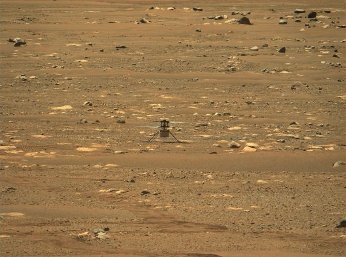 NASA计划于本周四开启火星直升机的第二次飞行测试-第2张图片-IT新视野