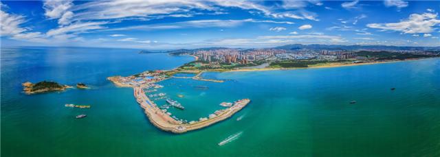 """2021年一季度,威海""""气质""""全省第一"""